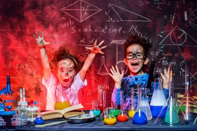 Raising A Young Scientist